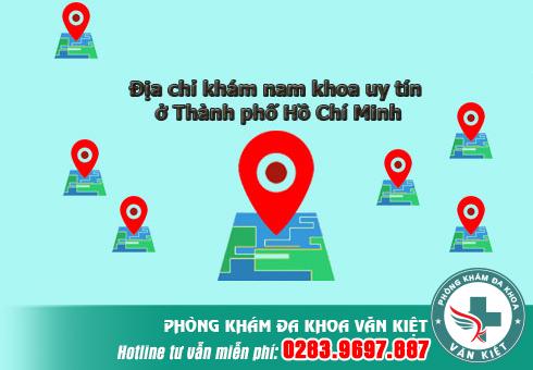 Địa chỉ khám nam khoa uy tín ở TPHCM - Dịch vụ ngoài giờ nhanh chóng